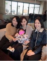 井上和香 「自慢の姪っ子ちゃん」美人姉妹と3ショット公開