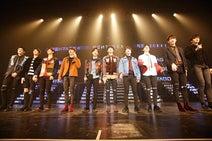 【PENTAGON】ユウト、初来日公演で涙 「素敵な仲間たちと一緒で幸せ」【レポート】