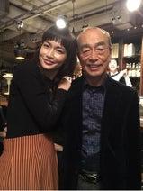 撮影続く志村けん 長谷川京子、川栄李奈らとの写真公開
