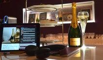 お気に入りの1杯を探す楽しみ 贅沢&豪華なシャンパンフロープラン