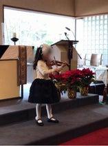 神田うの、娘「こうのちゃん」がバイオリンを演奏する写真を公開