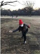 平野ノラ アンガ田中と公園で山田久志の投球フォームを特訓