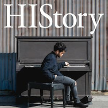 マット・キャブ初のベスト盤「HIStory」4月発売、シェネル、VERBALら客演で参加