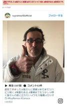 脳梗塞のラモス瑠偉 退院報告、感謝の動画公開「まだまだ!」