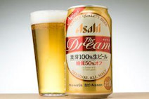 糖質50%オフの麦芽100%生ビールとして『アサヒ ザ・ドリーム』が堂々のリニューアル。その味わいは?
