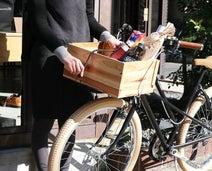 街乗り用のおしゃれなカーゴバイク、Wachsenの「STLINE」…ミキストフレームでスカートでも乗れる