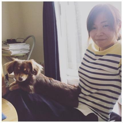 たんぽぽ・川村エミコ 大久保佳代子&愛犬と遊び「癒しの時間」