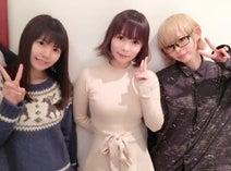 中川翔子 最上もが・竹達彩奈と女子会3ショ「夢の面々」の声