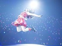 HKT48ライブで指原が熱湯風呂 矢吹奈子はエビ反りジャンプ!