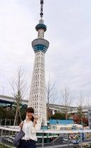 八田亜矢子 レゴランド訪問、スカイツリーなど怒涛の建造物公開