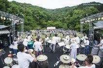 「古きよき町」で独創的な音楽を!揖斐川ワンダーピクニックが開催