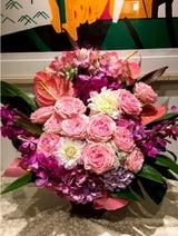 保田圭 結婚5年目突入、花婚式を祝う「ありがとうを大切に」