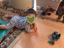 小倉優子 次男がズリバイ開始「心の広いお兄ちゃんにいつも感謝」