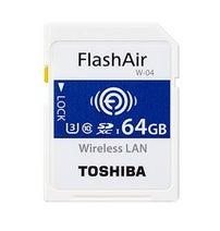 東芝、無線LAN搭載SDカード「FlashAir」新モデルを発売