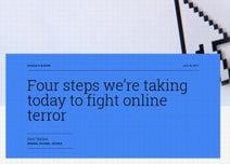 Google、オンラインでのテロ対抗策発表。テロ・差別コンテンツなどを削除へ
