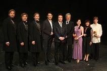 『レ・ミゼラブル』30歳のお祝いに鹿賀ら総勢150名!