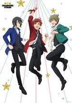 アニメ『アイドルマスター SideM』10月放送開始 3度目のライブ開催決定