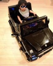 吉澤ひとみ 息子のベンツ納車に大興奮「カッコいい」「ママが欲しい」