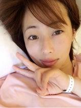 井上和香、入院していたことをブログで報告「娘とこんなに離れたのは初めて」