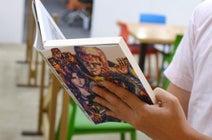 マンガの貸し借りができる電子書籍「全巻一冊」-紙の本と電子書籍のいいとこ取り