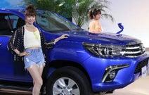 開発者も実用性が不安!?トヨタ「ハイラックス」が13年ぶりに日本市場再投入