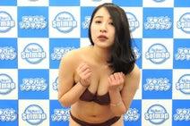 現役女子大生グラドル・須賀葵 「勉強もエッチなことも頑張ります」
