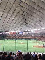 中村蒼が地元・ホークス優勝日に巨人戦観戦で「野球はあまり詳しくない」