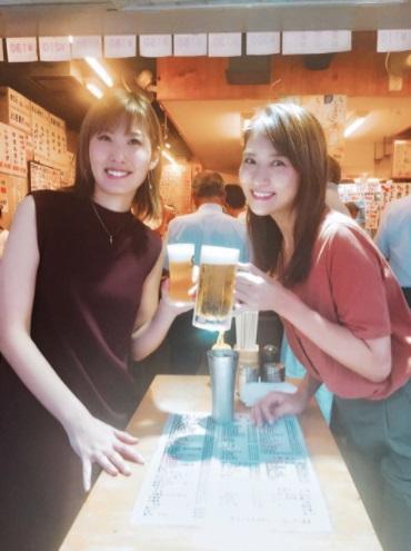 藤崎奈々子 赤羽でせんべろはしご酒、相席でモツ煮堪能