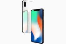 5.8型で画面の「フチ」がないiPhone X―11万2,800円から、10月27日に予約開始