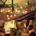 クリスマスを演出するLEDの小さな灯り