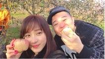 平祐奈 内山信二らとリンゴ狩りツアー、山梨グルメ満喫し「うまうま山でした!!!」