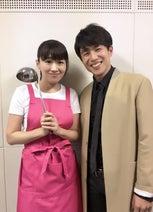 中尾明慶、綾瀬はるかのものまね芸人に「めっちゃ似てるー!」
