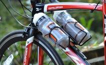 水分補給し放題!-ボトルケージを2つ取り付けられる「ダブルケージマウント」発売