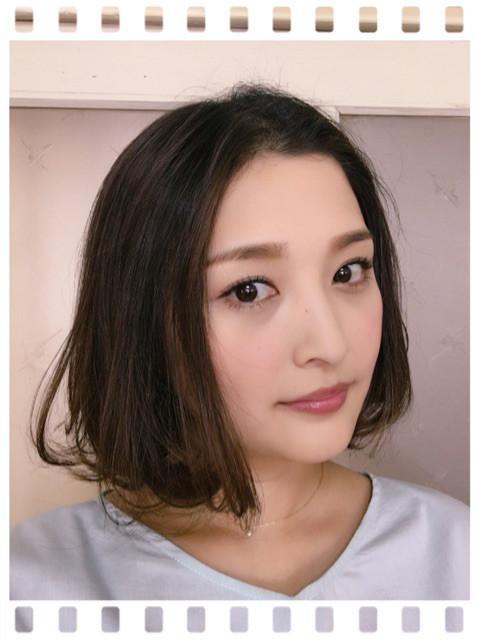 石川梨華、3年ぶりにバッサリ髪をカット「可愛い」「やっぱ梨華ちゃんはボブ」の声