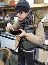 河相我聞 北海道家族旅行で人生初の「ゴッコ汁」実食を報告