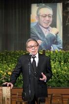 船村徹さん一周忌法要 北島三郎、25分の長尺あいさつ行い「講演みたいになっちゃった」