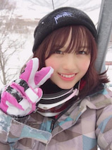 """元アイドル・大和田南那、すっぴんスノボで""""天然チーク""""風写真公開に称賛の声続出"""