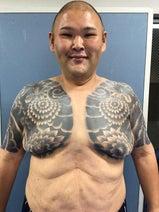 """安田大HIRO、""""刺青""""ショット公開「綺麗に入れてくれました」"""