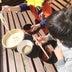 杉浦太陽、子ども達と自宅バルコニーでそうめん「天気も最高」