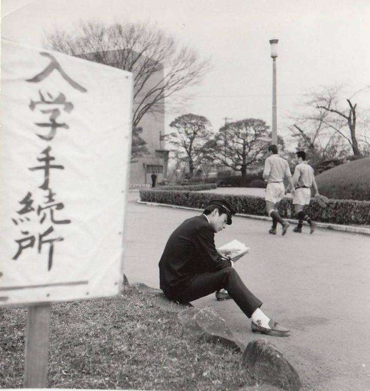 高橋英樹、日大芸術学部入学式の写真に「格好いい」「脚長~い」の声