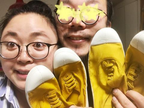 ニッチェ・江上、夫への誕生日プレゼントを紹介「ちゃっかりお揃いで自分用も」