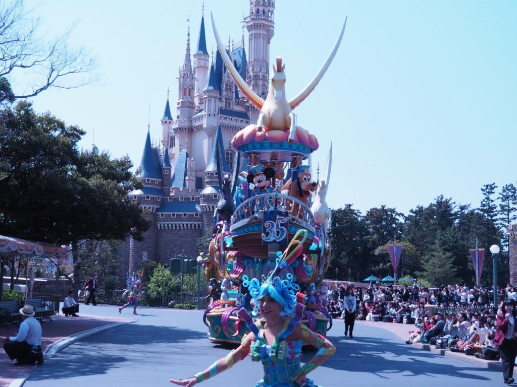 夢が叶う場所ディズニーランドが開園35周年! 史上最大の祭典をお届け