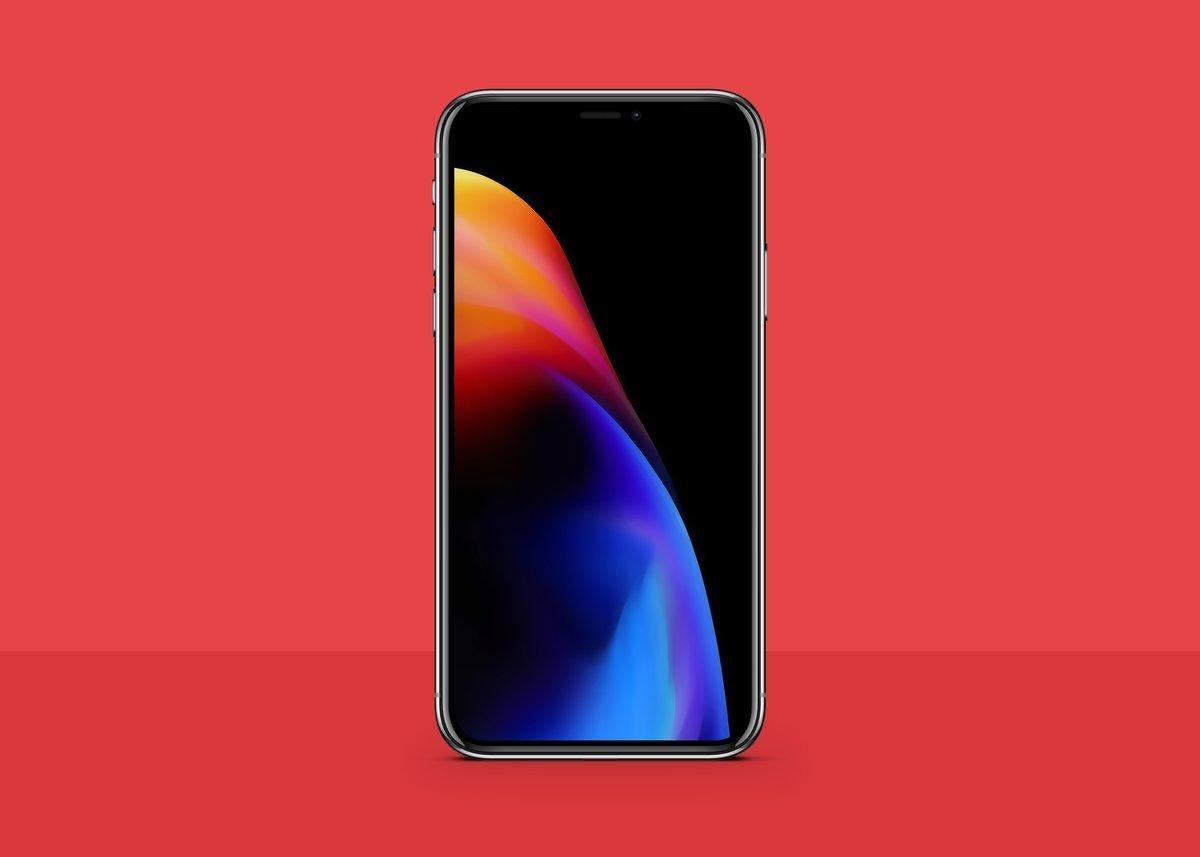 Iphone 8の Product Red限定壁紙がダウンロードできるよ Ameba News
