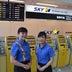 スカイマーク、那覇空港で地上職員の制服を「かりゆしウェア」に切り替え