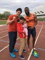 森渉、娘が「0歳児なのに凄い人と会いまくっててハンパねえ」タイソン・ゲイとの写真公開