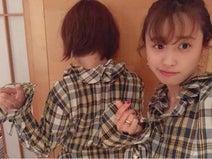 高橋愛、妹とお揃いのユニクロ服を購入「レジに持って行く時恥ずかしかった」