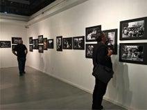 イスラエルで広河隆一さんの写真展開催