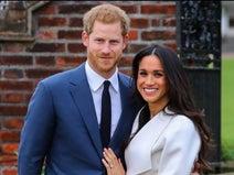 英王室挙式、メーガン・マークルが父親の結婚式欠席を認める