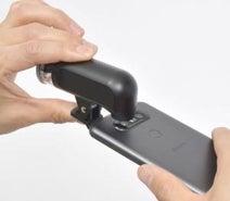スマホで手軽に360度VR撮影ができる! クリップ式レンズ発売。サンコーより