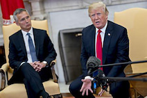 リビアと異なり体制保証=北朝鮮の非核化で-米大統領